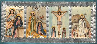 New Mexico, Retablo of the Life of Christ