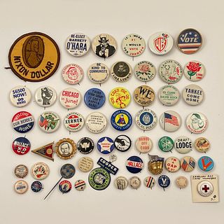 75 Unusual Antique and Vintage Buttons