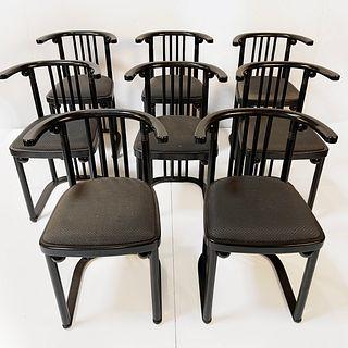 Hoffman-Wittman Austria Dining Chairs
