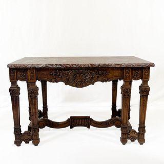 An Italian Baroque  Style Center Table