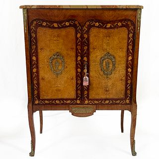 Louis XV Style Cabinet