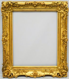 American Baroque Revival Frame