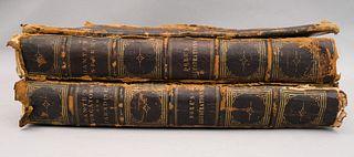 1866 Illustrated Dante's Purgatory & Paradise