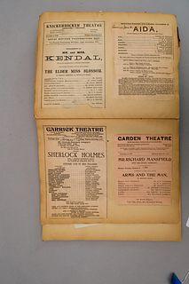 2 19th C. New York City Theater Scrapbooks
