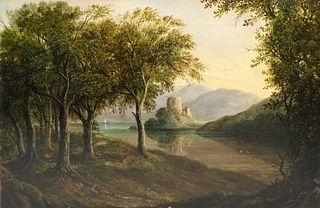 19th Century Fantasy Landscape
