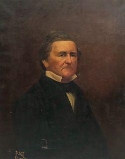 American School, Portrait of a Gentleman