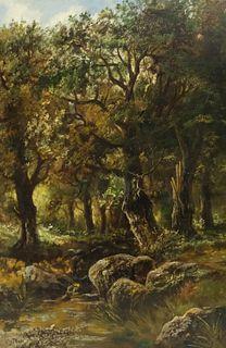 Joseph Thors, The Woodland Stream