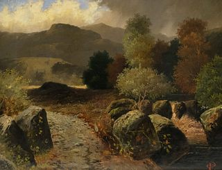 """English School, """"After the Storm"""""""