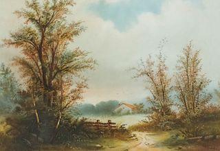 C.M. Nichols, Autumn Litho