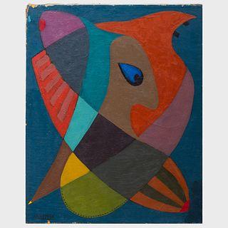 Murray Hantman (1904-1999): Abstraction