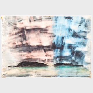 Murray Hantman (1904-1999): Aurora; Untitled; and Untitled