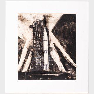 William Thon (1906-2000) : #520 Four AM; and #2 Interior UBA