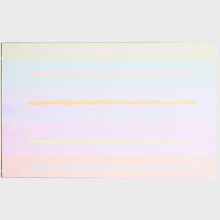 Murray Hantman (1904-1999): Pastel Colors: Six Studies