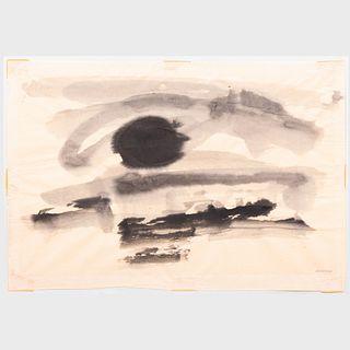 Murray Hantman (1904-1999): Sumi Ink: Three Works