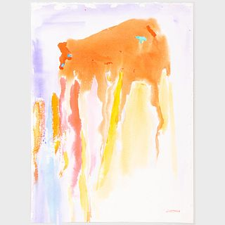 Murray Hantman (1904-1999): Abstraction; and Color Play