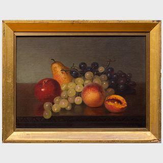 American School: Still Life With Fruit
