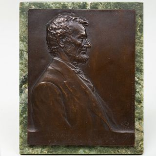 Victor David Brenner (1871-1924): Lincoln