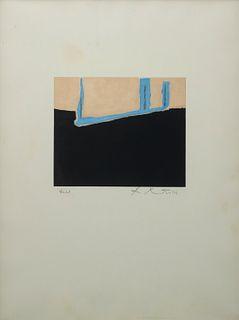 Robert Motherwell - Untitled (Open), 1975
