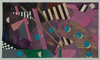 "Robert Reed - ""Plum Nellie, San Romano"" 1979"