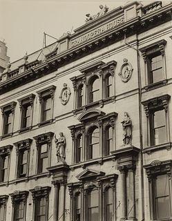 """Berenice Abbott - """"Grand Opera House"""" 1936"""