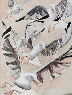 James Fitzgerald - Seagulls