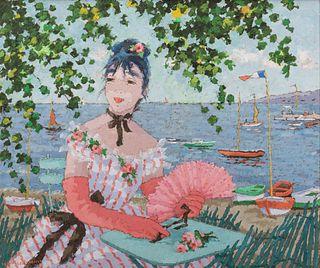 Suzanne Eisendieck - Beachside Portrait