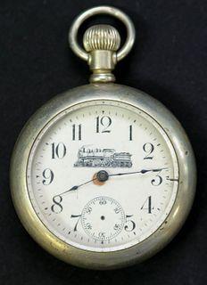 New Era Pocket Watch