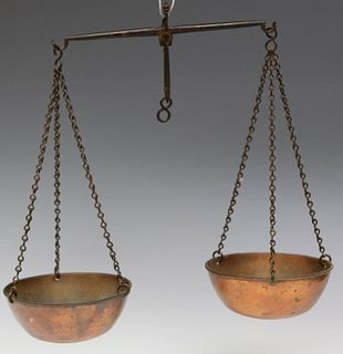 Antique Hanging Scale