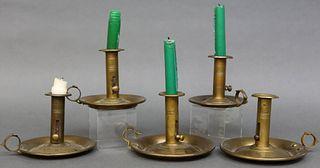 Brass Chamber Sticks