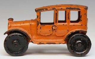 Cast Iron Limousine Toy