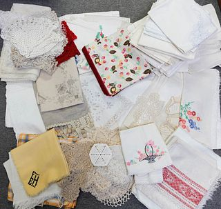Early Linens and LAce