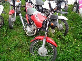 Motocicleta Honda  125cc 2008