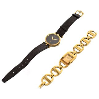 Gucci and Christian Dior Watches