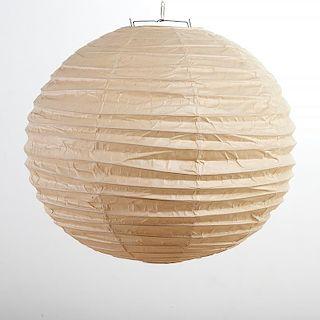 Isamu Noguchi for Akari hanging light sculpture