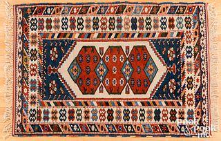 Kazak style carpet