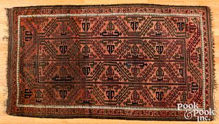 Beluch carpet, early 20th c.