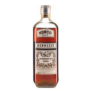 Hennessy. Henco. Cognac. France. En presentación de 700 ml.