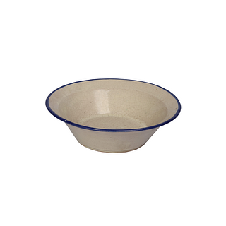 Two minimalistic ceramic bowls  (2 pieces)