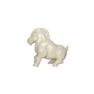 Sublime ceramic horse
