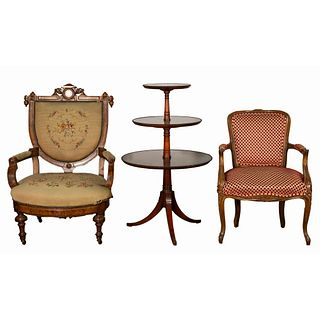Table and Chair Assortment