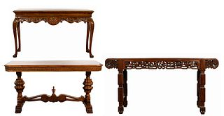 Console Table Assortment