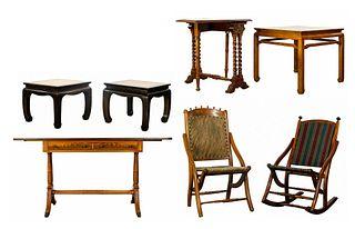 Wood Furniture Assortment