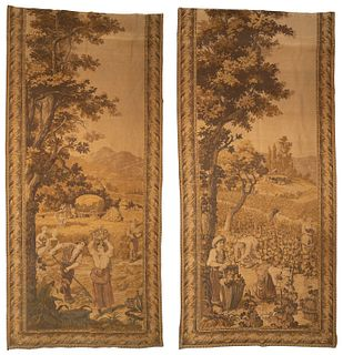 French Style Tapestries