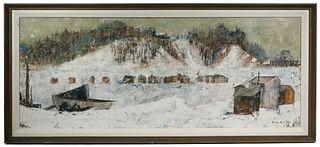 ALISON HILDRETH (20TH C. MAINE)