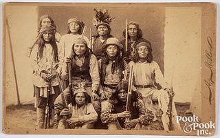 Native American Indian photo, Al-Che-Say