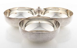 Christofle Albi Silver-Plated Nut Dish