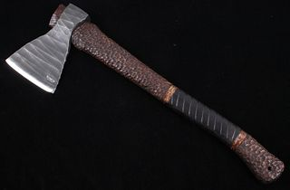Bjorn Ironside Forge High Carbon Viking Style Axe