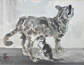 WANG YACHEN (1894-1983)