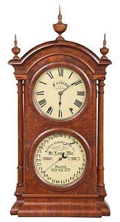 "Southern Calendar Clock Co. ""Fashion"" Model Clock"
