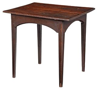 Southern Federal Yellow Pine Table